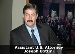 US Attorney Joseph W. Bottini