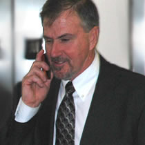 U.S. District Court Judge John Sedwick on Thursday denied a request for a retrial in the corruption case against former Alaska Rep. Pete Kott.