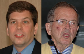 Barring indictments, Ted Stevens is going to have a tough time this November in his Senate re-election bid, Mark Begich is hot on his tail.