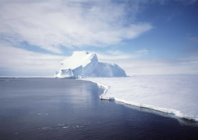 Antarctica holds most of the Earth's freshwater locked in ice and snow. If that water were to melt and be released to the ocean, global sea level could rise by scores of meters. Ocean currents, climate, storm patterns and seawater salinity would be altered on a vast scale.
