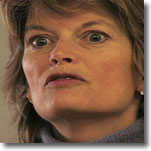 Alaska Senator Lisa Murkowski said today that she is selling a prime piece of land she illegally bought below market value from a long-time politcal supporter.