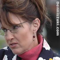 Sarah Palin's rating takes a massive hit